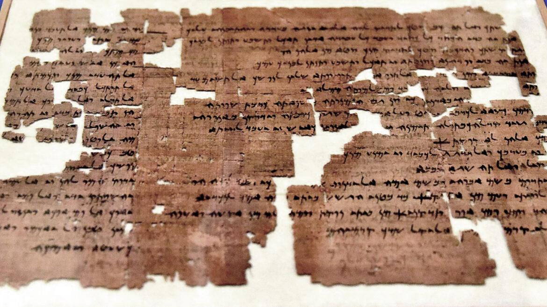 """O """"Papiro da Páscoa"""" é  prova mais antiga do Pessach fora da Bíblia"""