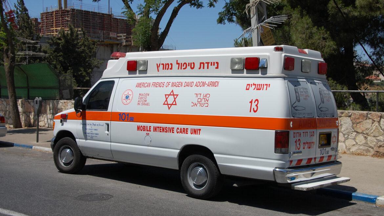 Ex-combatente da IDF se incendiou e está em estado grave