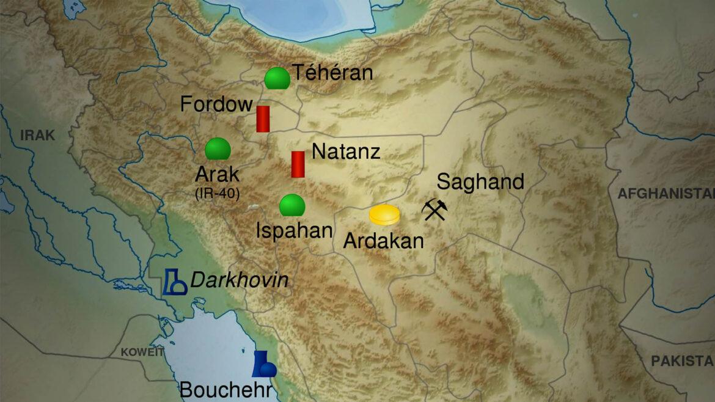 Danos em base de Natanz atrasam programa nuclear militar iraniano em meses