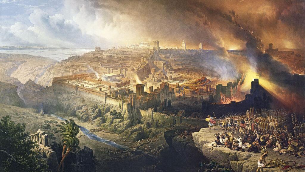 Entenda o que é lembrado neste Sábado em Israel: Tshá b'Av