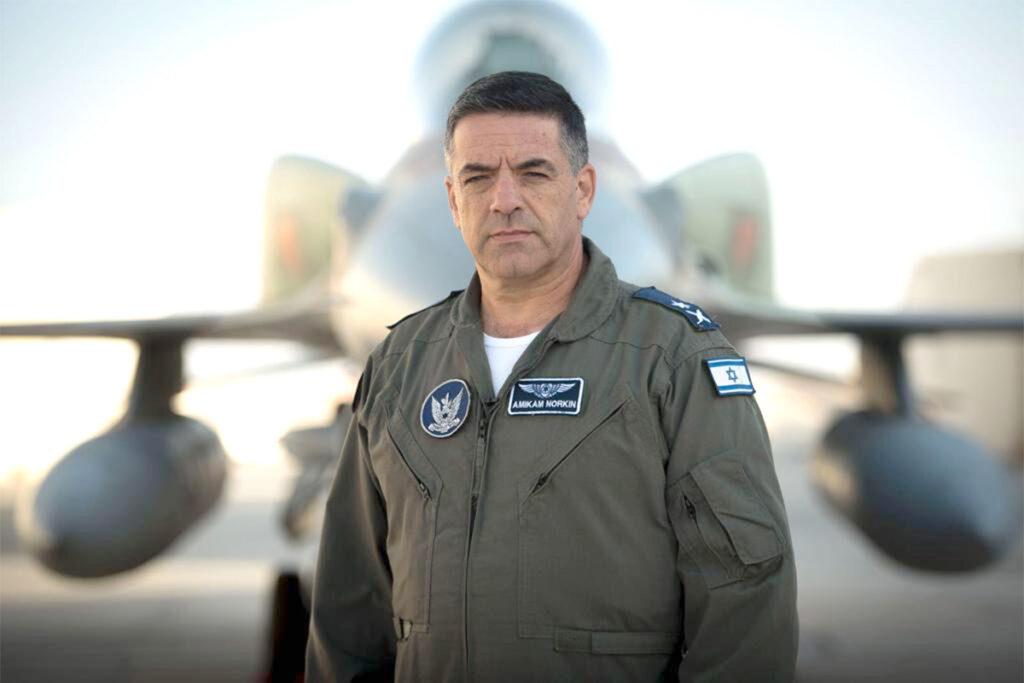 A caminho de operação no Irã?  Comandante da Força Aérea visitou os EUA